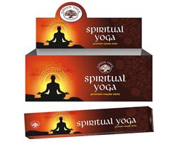 Green Tree - Spiritual Yoga (12 pack)