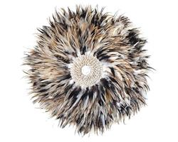 Papua - Väggdekor cream 50cm (2 pack)
