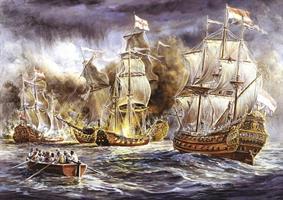 Puslespill Naval War 1500 brikker