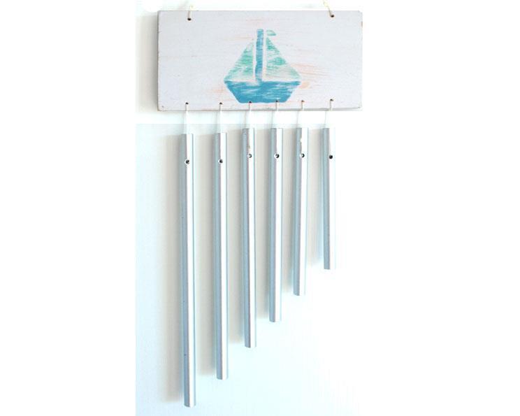 Vindspel - Segelbåt 40cm (12 pack)