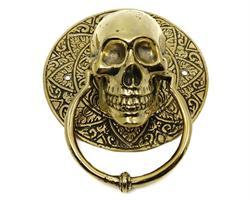 Brons - Guld dörrknackare 12cm  (2 pack)