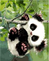 Mal eller nummer, Koala i tre 40*50cm
