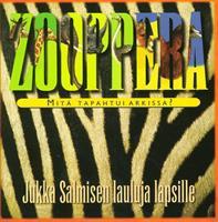 JUKKA SALMINEN - ZOOPPERA CD