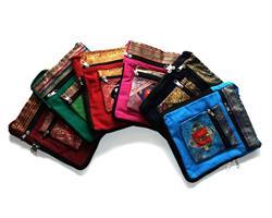 Väska - Passportbag mix (6 pack)