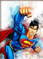 Diamond Painting, Superheroes 1 15*20cm (FD502) FPR