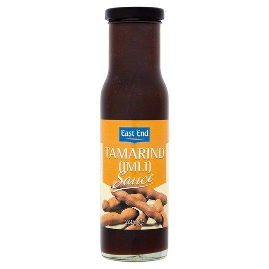 East End Tamarind Sauce (imli) 6x260g