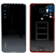 Bakdeksel Huawei P20 Pro - Sort