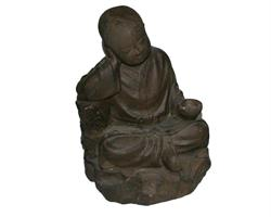 Shaolin monk - Grå 40cm (2 pack)