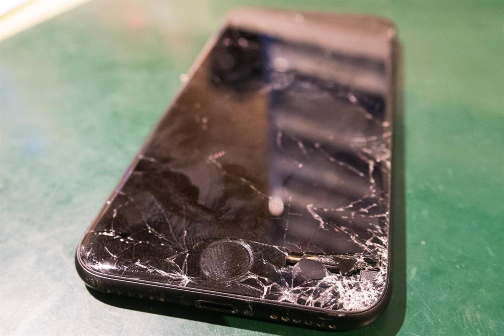 iPhone 7 Skjermbytte (søndagsrep.)