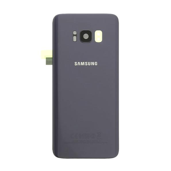 Bakdeksel Samsung Galaxy S8 - Orchid Grå