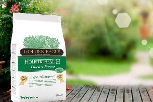 Allergifôr med And og Potet