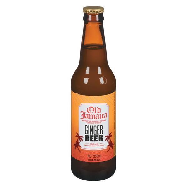 Old Jamaica Ginger Beer (Ingefær øl) 12x355ml
