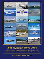 SAS Flygplan 1946 -2014