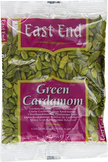 East End Green Cardamome 10x200g