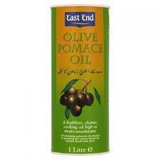 East End Pomace Olive Oil 12x1Liter