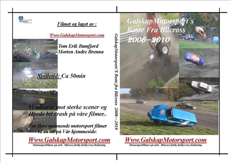 Beste Fra Bilcross 2008-2010