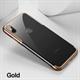 iPhone Xr Transparent Beskyttelse Deksel