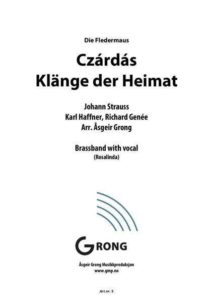 Czardas - Klänge der Heimat