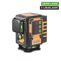 Laser Geo6-XR 360° Green Kit SP