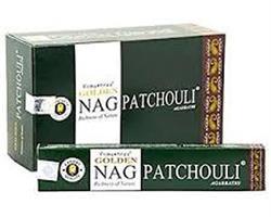 Golden Nag - Patchouli (12 pack)