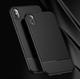 iPhone Xr Carbon Fiber TPU Beskyttelse Deksel