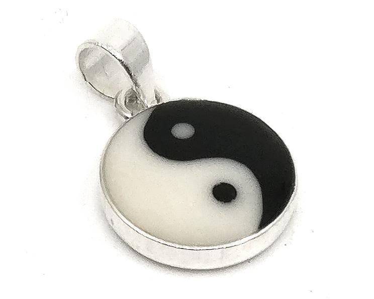 925 Silver - Yin & Yang (6 pack)