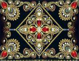 Diamond Painting, Notatblokk 15*21cm (BJ005)
