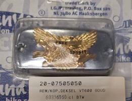 REM/KOP. deksel VT600 gold