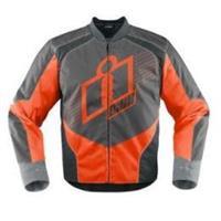 Icon Overlord 2 Jacket Orange XL