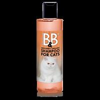 B&B katteshampoo med mandel og morgenfrue, 250ml