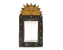 Spegel - Hängare Bali 30cm (6 pack)