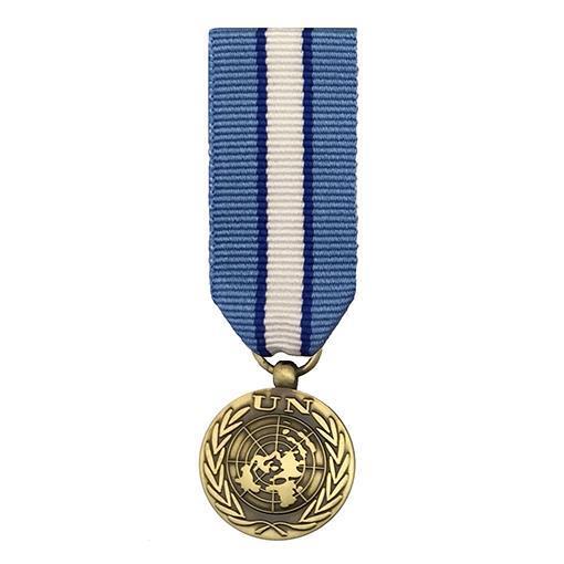Miniatyrmedalj (UNFICYP)