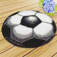 Ryeteppe, Fotball 45cm