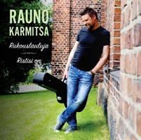 RAUNO KARMITSA - RUKOUSLAULUJA - RISTISI ON CD