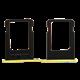 iPhone 5c Sim-Kort Skuff - Gul