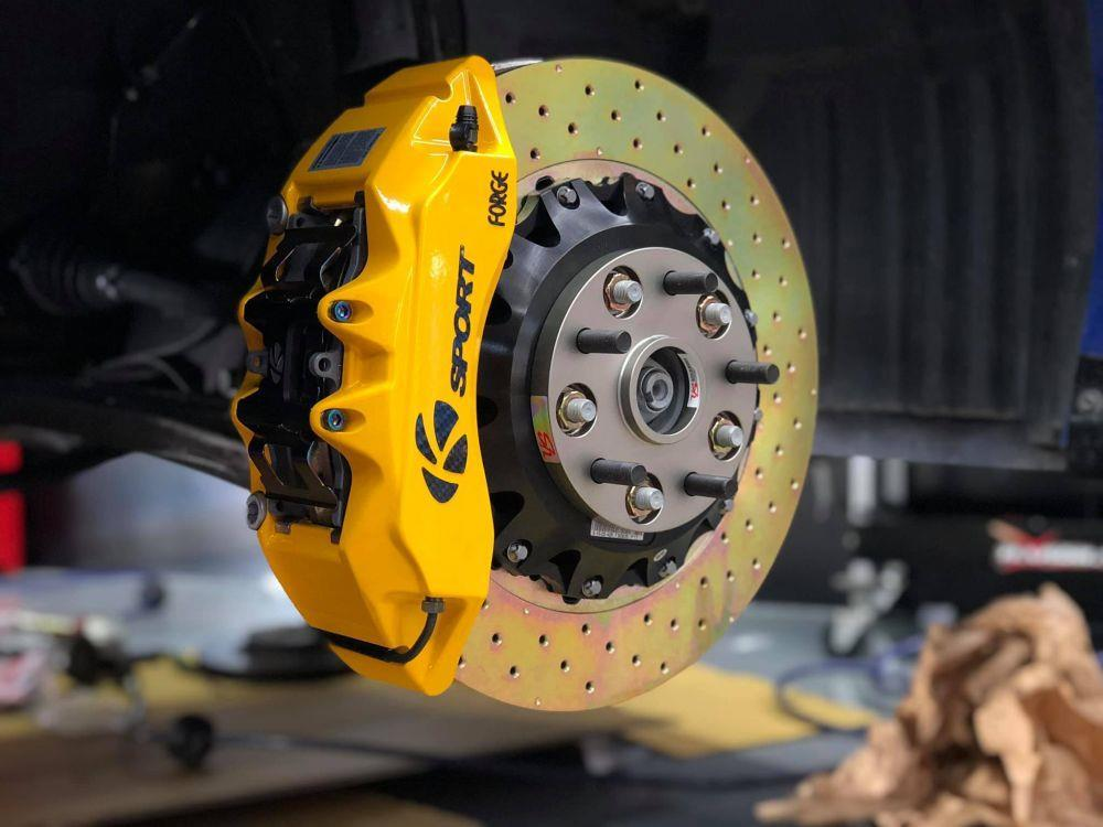 K-SPORT REAR RACE BRAKE KIT