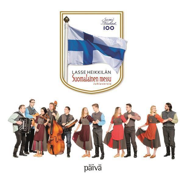 LASSE HEIKKILÄ - SUOMALAINEN MESSU - JUHLAVERSIO CD