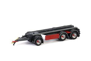 3-axle Flatbed (TP)