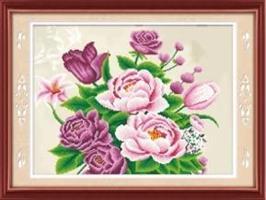 Diamond Painting, Roser 62*42cm (H0607) DPR