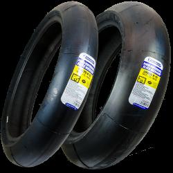 Michelin 200/55-17 Power Performance Slick, Medium