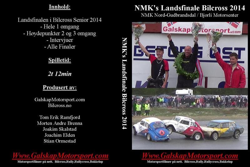 NMK`s Landsfinale 2014