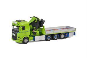 Scania Streamline HL 8x4/4 Kynningsrud/Nordic Cran