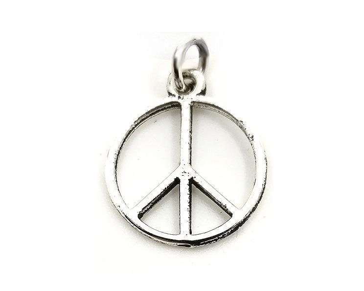 925 Silver - Peace (5 pack)