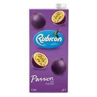 Rubicon Passion Fruit Juice 12x1Liter
