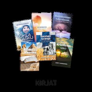 KKJMK Kirja, Kristillinen kirja, Hengellinen kirja