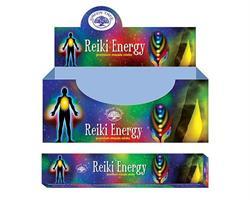 Green Tree - Reiki Energy (12 pack)