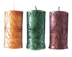 Doftljus - Bengal spice eld dansare set (12 pack)