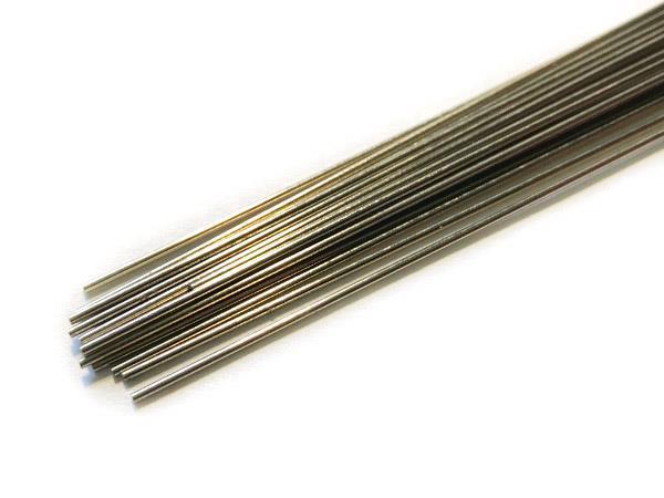 Rakdragen Nysilvertråd 0,7 mm