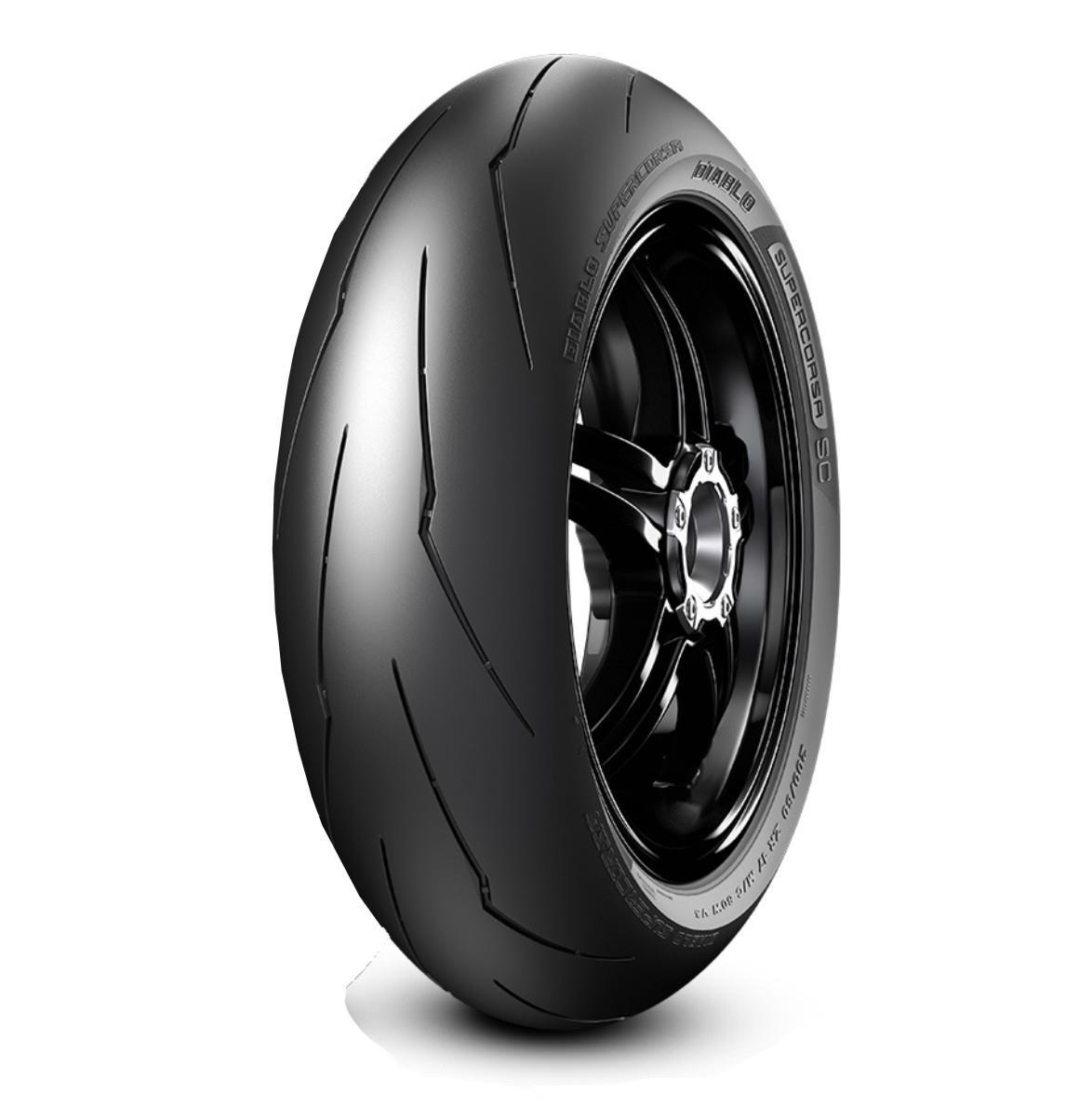 Pirelli Diablo SuperCorsa V3 180/60-17 SC1