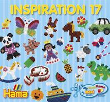 Inspirasjonshefte nr. 17 - mønster (3-399-17)